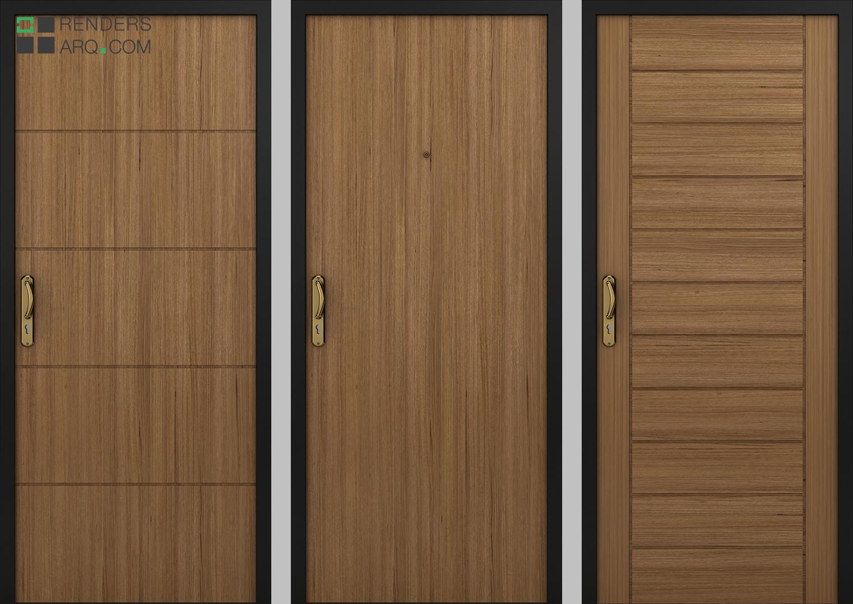 Puertas catalogo materiales de construcci n para la for Catalogo puertas metalicas